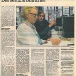 """""""Des seniors branchés """" - Est Républicain 17/10/2013"""